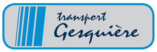 Transport gesquiere professioneel logo