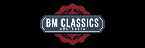 logo b&m classics australia